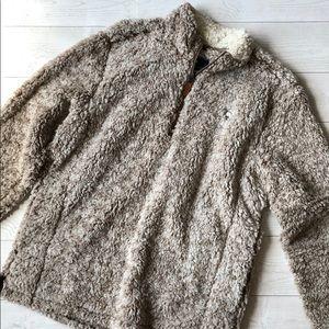 Souther Shirt Co. M Sherpa Quarter-Zip